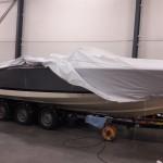 Spot repair Jacht